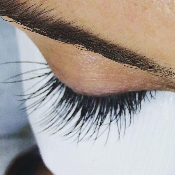 Half Day Eyelash Eyebrow Tinting Course Solis Nail And Beauty